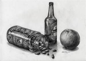 Drawings: Drawing Still life