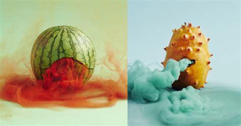 mystical origins  fruit  vegetables photographed