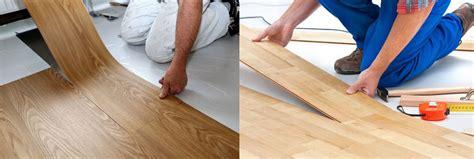 vinyl vs laminat complete guide to laminate vs vinyl flooring plank luxury etc homeadvisor