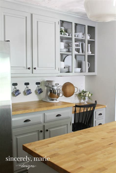 kitchen cabinets  opening shelving thoughts