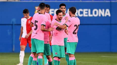 Watch Lionel Messi score wonderful goal in new Barcelona ...