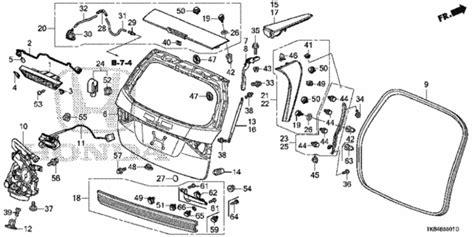 small engine service manuals 2012 honda odyssey electronic throttle control oem 2011 honda odyssey 5 door tailgate power parts hondapartsonline net