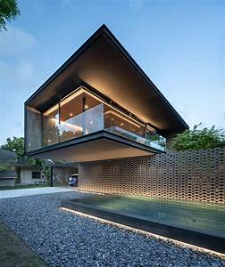 Lighting, Is, An, Important, Design, Feature, On, This, Modern, House
