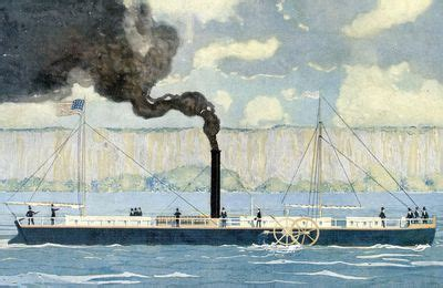 Steamboat Significance by A Brief History Of Steamboats