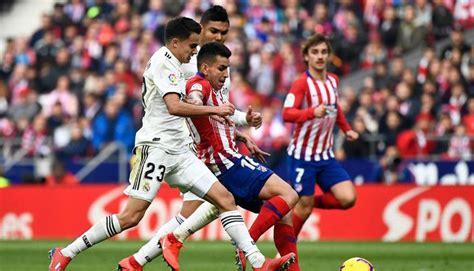 Real Madrid vs. Atlético Madrid: ver goles, resumen y ...