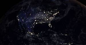 NASA's 'Black Marble' shows Earth's nighttime glow | MNN ...