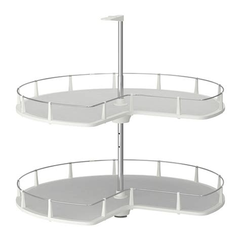 utrusta accessori girevoli base angolare ikea