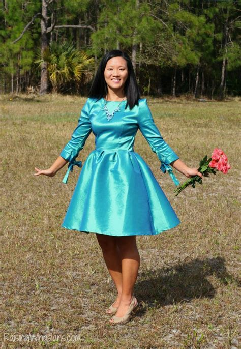 shabby apple reviews luck of the asian with a shabby apple spring dress