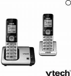 Vtech Cordless Telephone Cs6719 User Guide