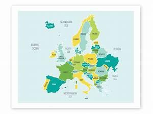 Map of Europe Babyccino Kids: Daily tips, Children's