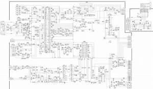 Rolsen C2131 Crt Tv - Circuit Diagram - Stp4nk60zfp