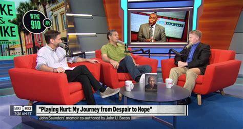 ESPN remembers John Saunders on the one-year anniversary ...