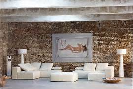 Brick Wall Interior House Do Check Out Our Post 30 Living Rooms With Exposed Brick Walls