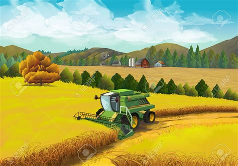 Farming Clipart Rural Clipart Agriculture Farming Pencil And In Color