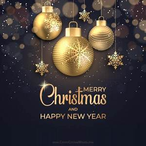 Free Merry Christmas Greeting Cards Maker Online