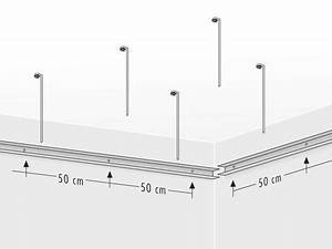 Knauf Decke Abhängen : decke abh ngen system decke abh ngen mit gipskartonplatten von hornbach decke abh ngen ~ Orissabook.com Haus und Dekorationen