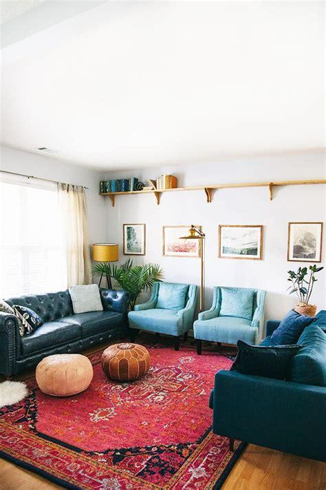 inspiring bohemian decorating ideas  living room
