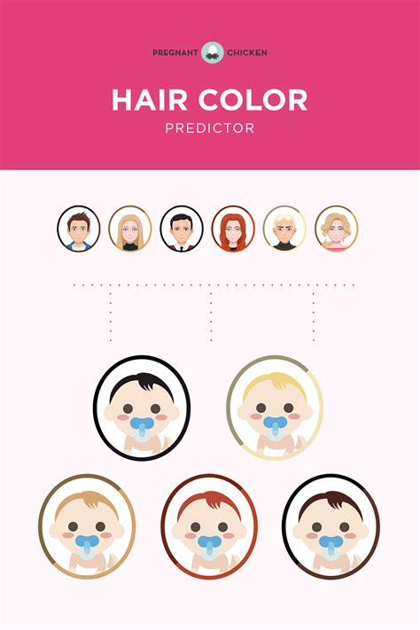 what eye color will my baby what color hair will my baby baby hair color predictor