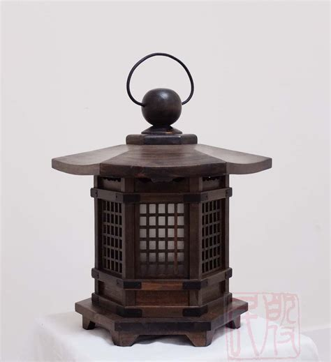 antique wood japanese lanterns search pinteres