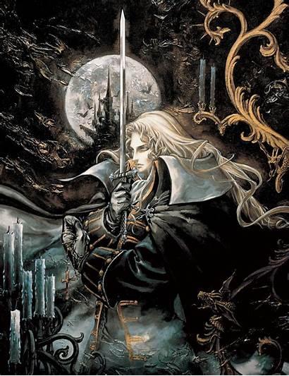 Castlevania Kojima Ayami Sotn Artwork 2000