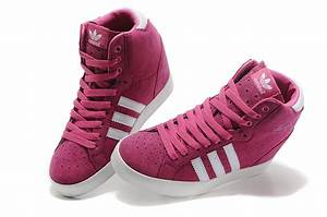 Adidas Shoes High Tops For Girls Black And White los ...