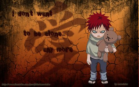 gaara chibi wallpaper wallpapersafari