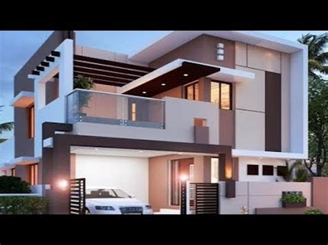 desain rumah modern minimalis  lantai terrbaru  keren