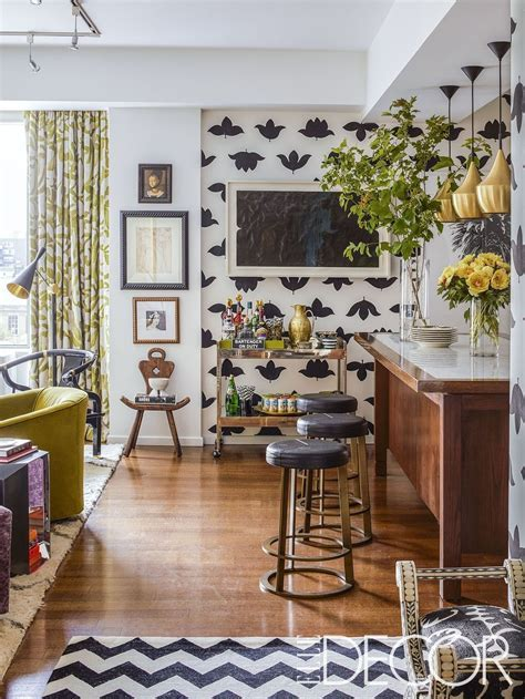 Picking the Perfect Kitchen Wallpaper   Kenisa Home