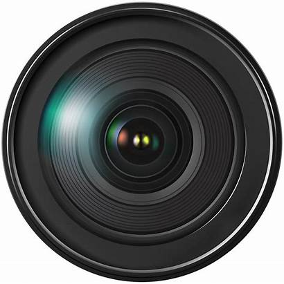 Lens Transparent Camera Clipart Decorative Fisheye Power