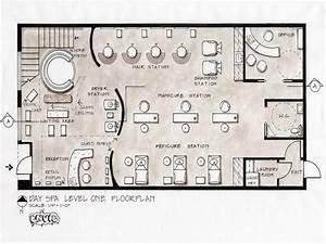 spa layout salon floor plans salon floor plans day With hair salon floor plan maker