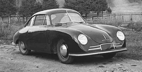 first porsche 356 1947 to 1950 the first porsche s porschebahn weblog