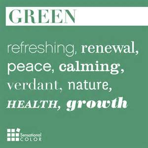 makeup online classes words that describe green sensational color