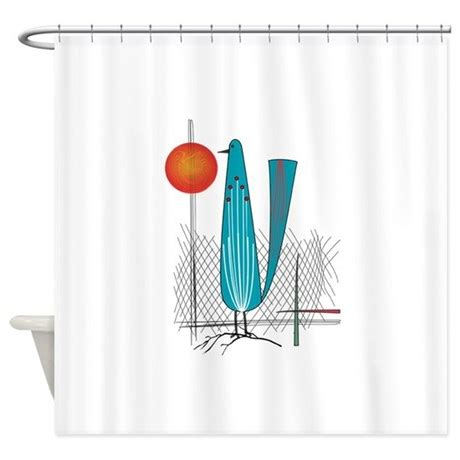 mid century modern shower curtain mid century modern shower curtain by admin cp11157433