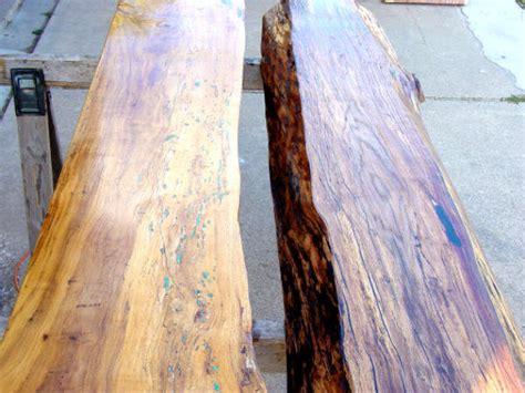 spalted black jack oak  pecan rustic mantles