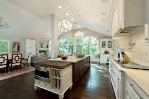 kitchen with two islands 8 beautiful functional kitchen island ideas