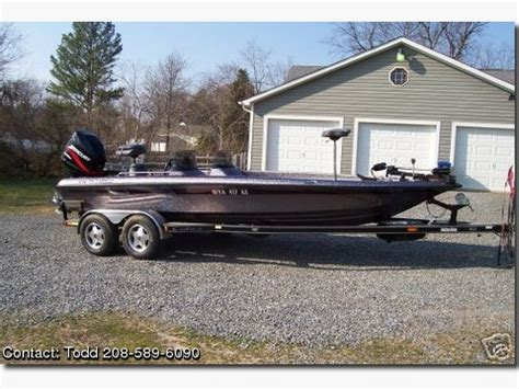2000 Cobra Bass Boat For Sale by 2001 Cobra Bass Boat Wprocket