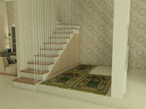 model ruang sholat  rumah desain rumah