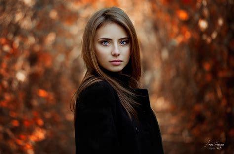 Nataly By Ann Nevreva On 500px Portrait Photography