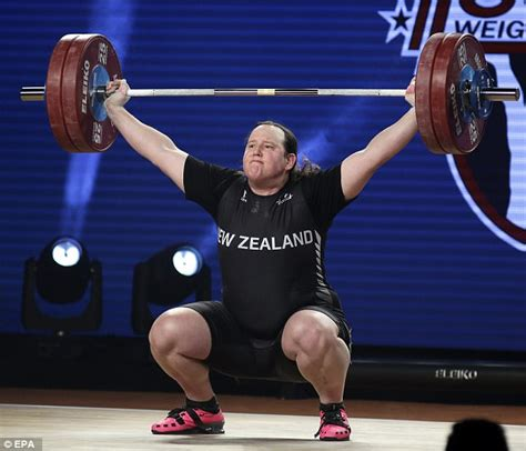 transgender weightlifter wins medal  world championships