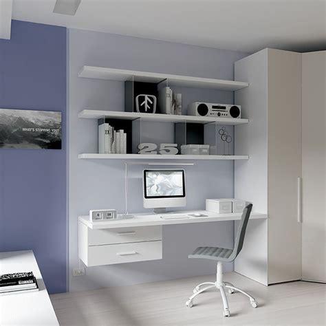 Mensole Illuminate Ikea by Scrivania Sr10 Spessore 40mm In Frassino Bianco Wallbox