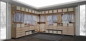 Kommode Für Begehbaren Kleiderschrank : begehbarer kleiderschrank modular mit schubladen auf rollen idfdesign ~ Bigdaddyawards.com Haus und Dekorationen