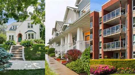 Garden Apartment Vs Townhouse by House Vs Townhouse Vs Condo Homesmsp