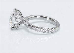what are the best diamond shapes for my engagement ring With wedding ring setting