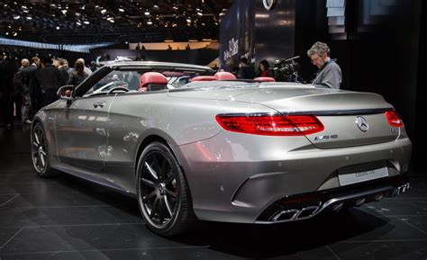 Get quality bumper covers at the lowest prices, guaranteed!. 2017-Mercedes-AMG S63 4MATIC cabriolet Edition (1) - BenzInsider.com - A Mercedes-Benz Fan Blog