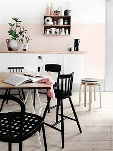 best 25 black white pink ideas on pinterest black white With kitchen colors with white cabinets with wall stickers for baby room