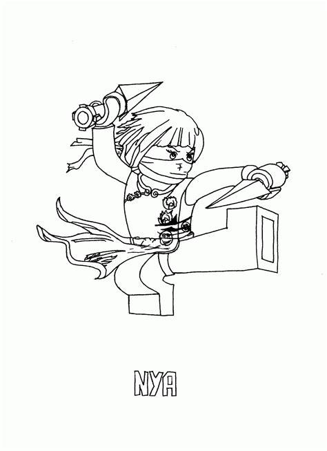 ninjago  coloring page coloring home