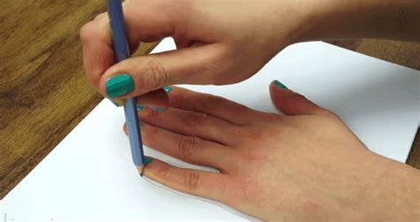 draw  hand   tutorial diy cozy home