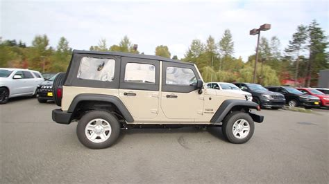 jeep gobi clear coat 2018 jeep wrangler jk unlimited sport 4x4 gobi clear
