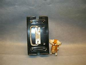 Wadsworth 100 Amp Main Fuse Pull Out Lid W   Center Post