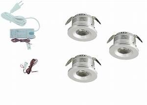 Led Spots Set : ledw ledware led inbouwspot 3 led spots 180 lm doe het zelf l ~ Eleganceandgraceweddings.com Haus und Dekorationen